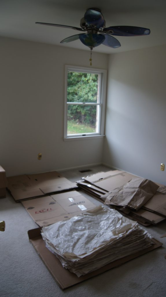 Connor's Room before