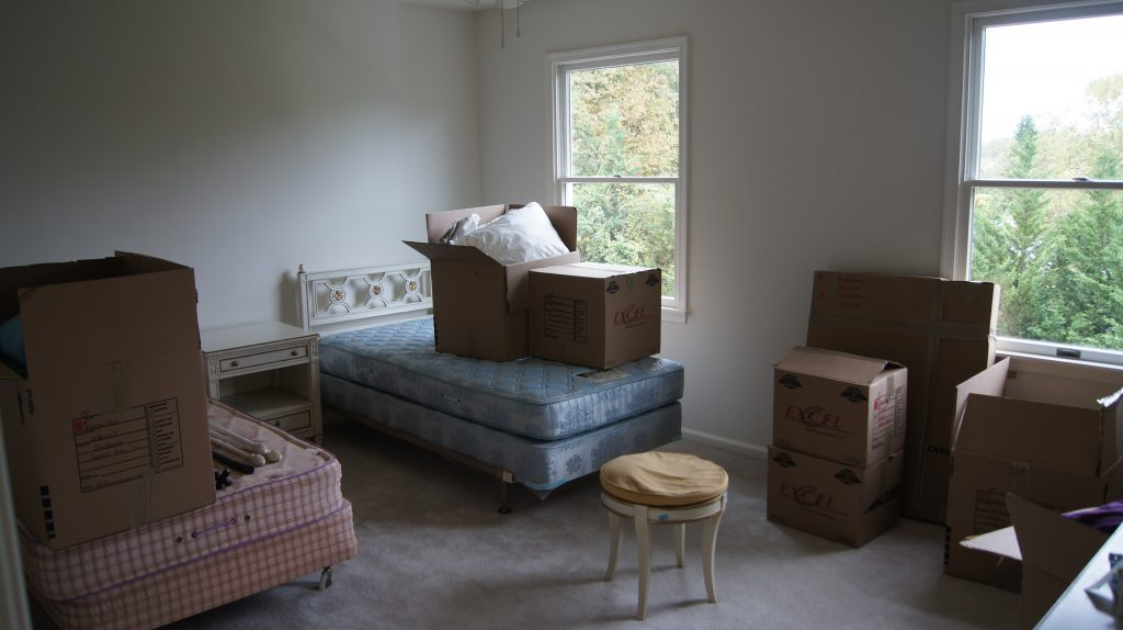 Guest Bedroom 3 before