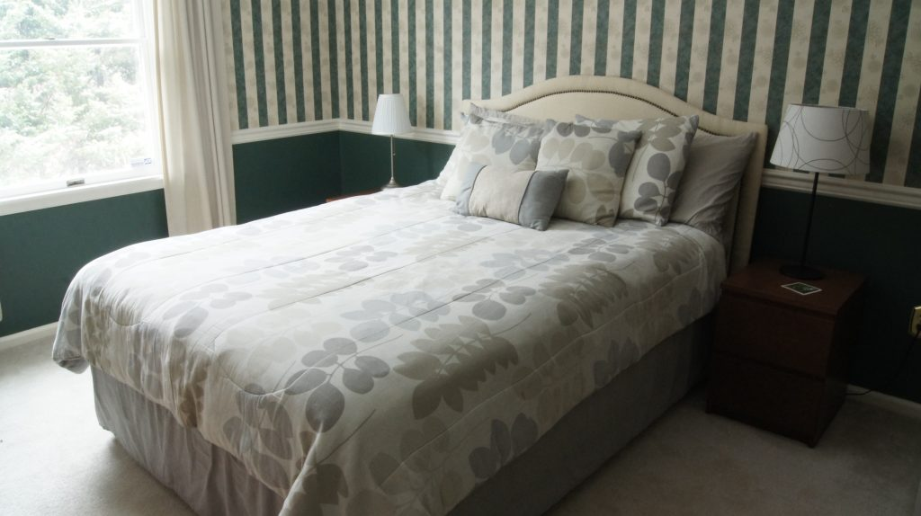 Guest Bedroom 1 after